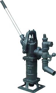 井戸用 手押しポンプ 押し上げ 揚程 25m