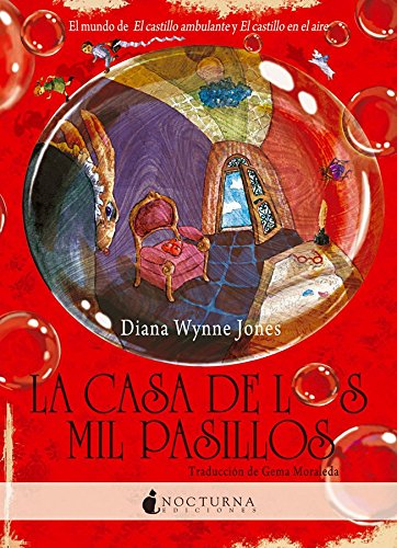 Casa De Los Mil Pasillos,La: 3 (Literatura Mágica)