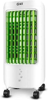 SHYOD Aire Acondicionado Ventilador de refrigeración del Agua doméstica móvil Individual fría de humidificación del Aire Enfriador evaporativo Radiador 65W Enfriador zhangxu