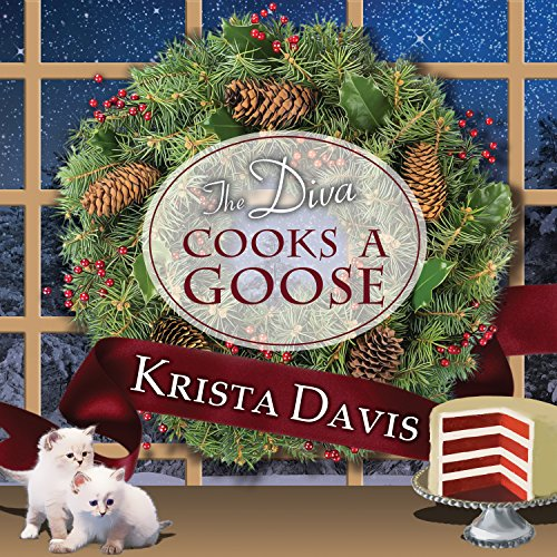 The Diva Cooks a Goose     Domestic Diva, Book 4              By:                                                                                                                                 Krista Davis                               Narrated by:                                                                                                                                 Hillary Huber                      Length: 9 hrs and 25 mins     280 ratings     Overall 4.6