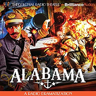 Alabama!                   By:                                                                                                                                 Jerry Robbins                               Narrated by:                                                                                                                                 Joseph Zamparelli,                                                                                        The Colonial Radio Players                      Length: 55 mins     6 ratings     Overall 3.8