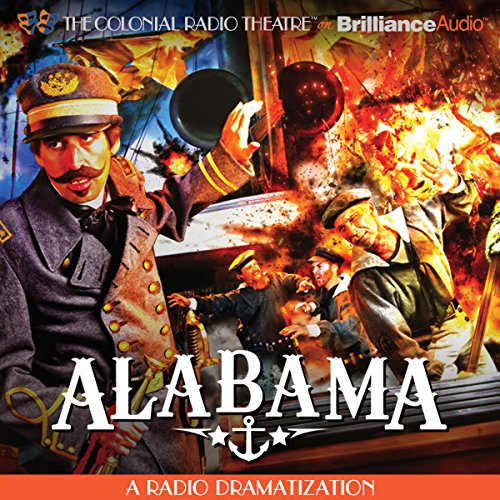 Alabama! audiobook cover art