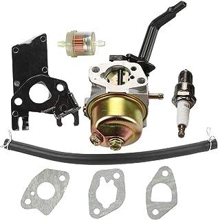 Panari Carburetor + Insulator Fuel Filter for Generac GP2600 GP3250 CENT3250 208cc 3250W Portable Generator