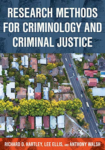 Research Methods for Criminology and Criminal Justice (English Edition)