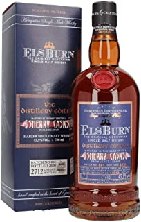 Elsburn Distillery Edition 2020, Single Malt Whisky, Batch 1