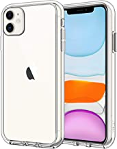 "JETech Cover Compatibile Apple iPhone 11 (2019) 6,1"", Custodia con Assorbimento degli Urti e Anti-Graffio, HD Chiaro"