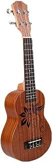 ミニギターウクレレ初心者カスタマイズ可能なサイレントギター
