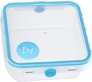 Boîte de rangement des aliments, avec le couvercle Boîte de conservation pour organisateur transparent de cuisine Boîte à ...