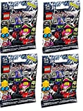 LEGO Minifigures Series 14 Random Set of 4 (71010)