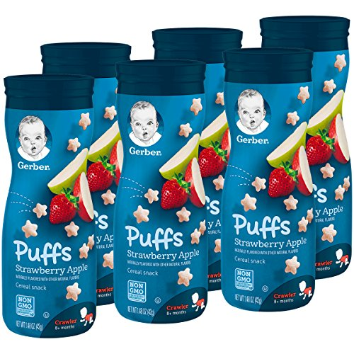 gerber baby food snacks - 8