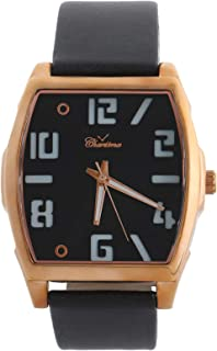 Charisma Casual Watch for Men, LeatherBand, C0337E