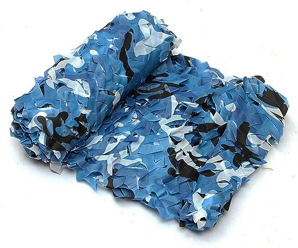 Filet de camouflage marin de filet de camouflage marin de 2m ×, tente extérieure d'Oxford de camouflage de prougeection solaire d'écran solaire, filet de camouflage de couverture de voiture