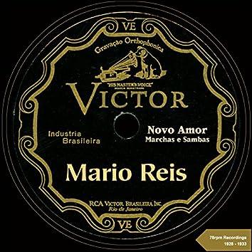 Novo Amor (78rpm Recordings 1928 - 1933)