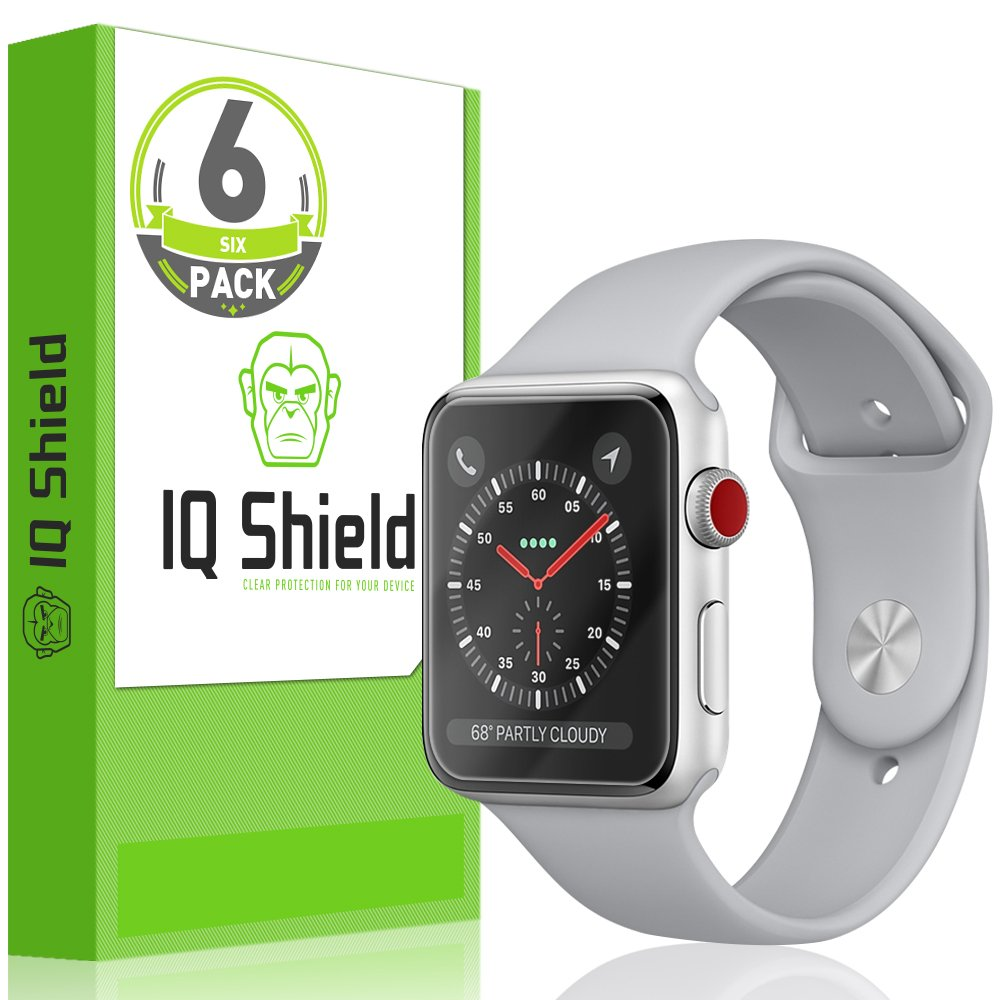IQ Shield Apple Watch Screen Protector