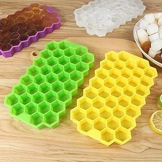Moldes y bandejas para hielo,37 nido de abeja nido de abeja cubitos de hielo
