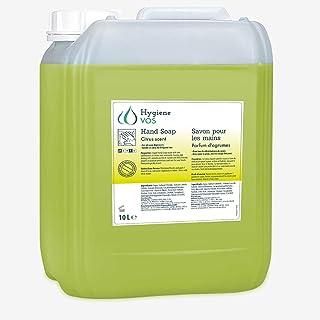 Hygiene VOS crème zeep 10 liter milde waslotion zeep crème citroen voor alle gangbare druk dispensersystemen en zeepdispen...