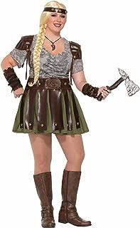 Forum Women's Plus-Size Viking Woman Costume