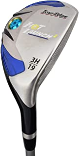 Tour Edge Golf Men's Hot Launch 2 Hybrid
