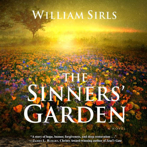 The Sinners' Garden audiobook cover art