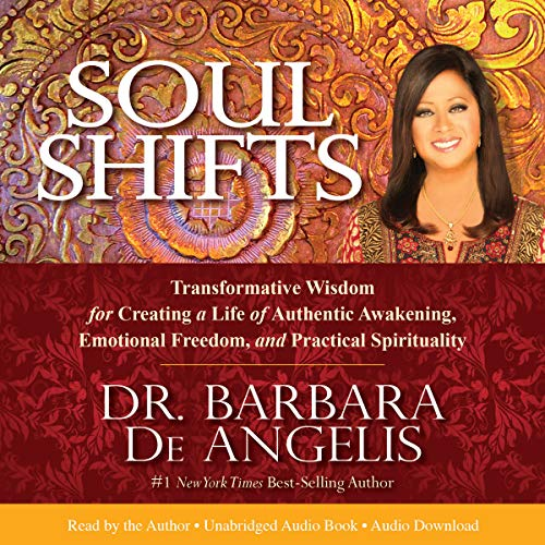 Soul Shifts audiobook cover art