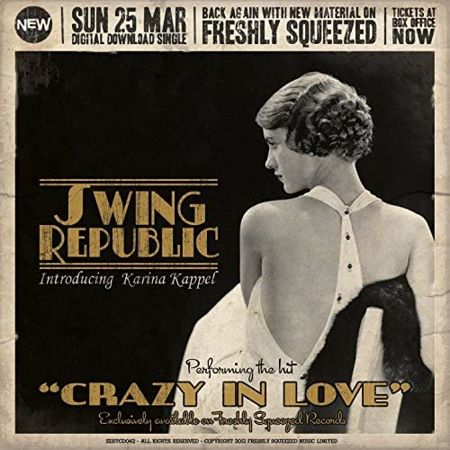 Swing Republic feat. Karina Kappel