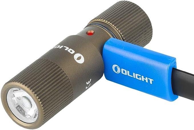 209 opinioni per OLIGHT I1R 2 Eos Mini Torcia, Torcia Portachiavi Ricaricabile a LED 150 Lumen,