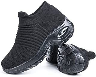 Scarpe Ginnastica Donna Sneakers Running Camminata Corsa Basse Tennis Air Traspiranti Sportive Gym Fitness Casual Comode N...