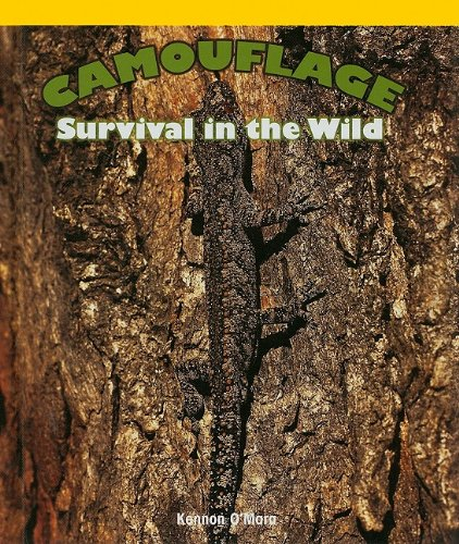 Camouflage: Survival in the Wild (Science Kaleidoscope)