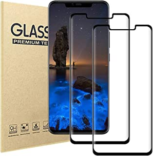 Huawei mate 20 Pro Screen Protector Huawei mate 20 Pro Screen Protector Tempered Glass 9H Anti-Scratch High Definition Tempered Glass Screen Protector for Huawei mate 20 Pro [2 Pack]