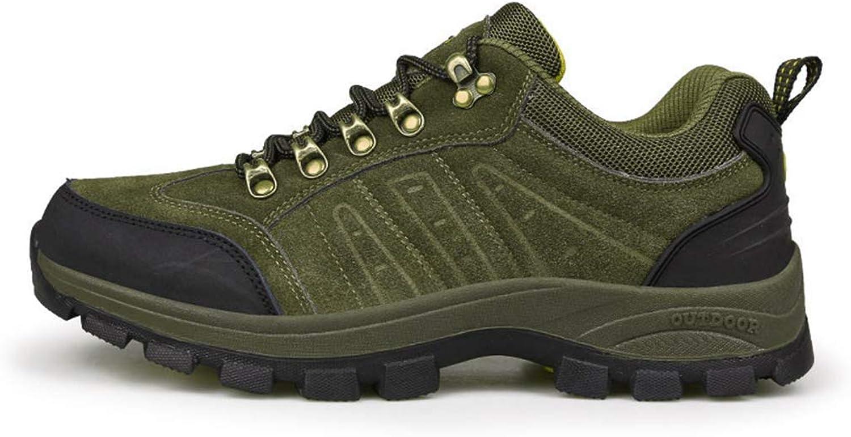 Hiking skor herrar Mountain Treking Klättrande Klättrande Klättrande Andningsbar Trial Athletic skor  inget minimum
