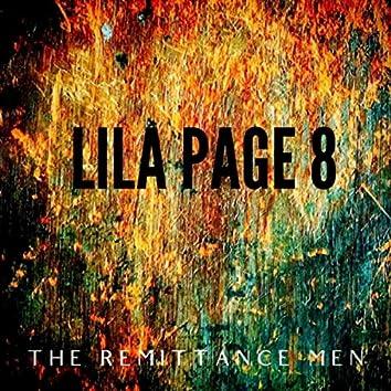 Lila Page 8 (feat. Danielle Miraglia)