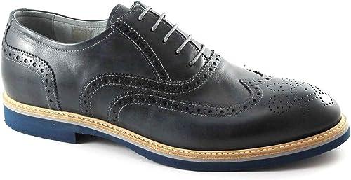 schwarz GARDENS 4840 blauen Ozean Sport Herrenschuhe stilvolle Brogues