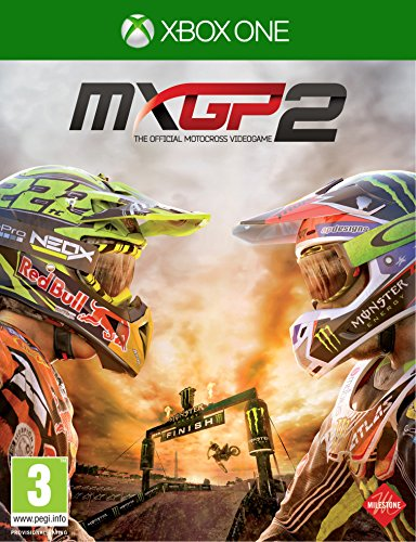 XBOX ONE MXGP2 UK PEGI Multi