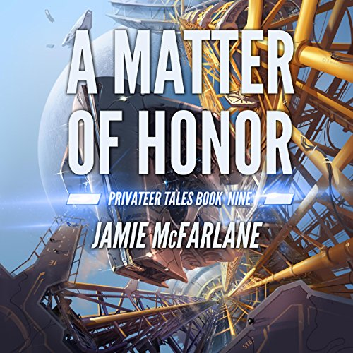 A Matter of Honor audiobook cover art