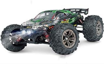 WLKQ Remote Control Car, High Speed Super Vehicle, Electric Race Stunt Car, Terrain RC Cars, Electric Remote Control Off R...