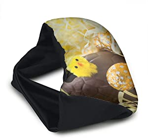 Voyage Travel Pillow Eye Mask 2 in 1 Portable Neck Support Scarf Egg Chicken Ergonomic Naps Rest Pillows Sleeper Versatile for Airplanes Car Train Bus Home Office