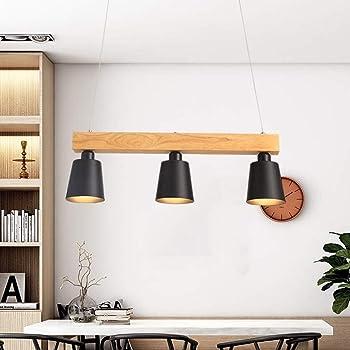 Eglo Lampe suspendue Hornwood 3 ampoules vintage style