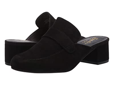 Seychelles Mimic (Black Suede) Women