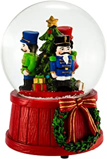 Best wind up musical snow globe Reviews