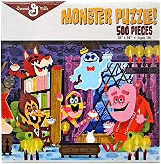 General Mills Monster Puzzle 500 Pieces