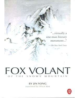 CUHK Series:Fox Volant of the Snowy Mountain by Jin Yong