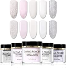 Best natural glitter acrylic nails Reviews