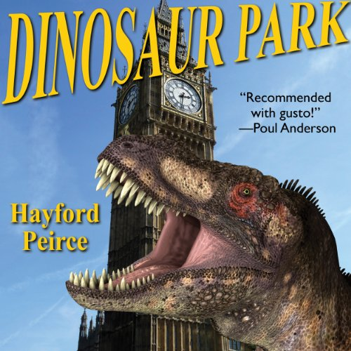 Dinosaur Park audiobook cover art