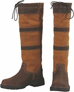 TuffRider Men's Lexington Waterproof Tall Country Boots   Horse Riding Equestrian Boots