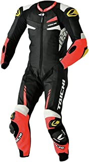 RS Taichi GP-WRX R306 Tech Air Compatible Leather Suit - NXL306 (54 Euro (XLW)) (Neon Red)