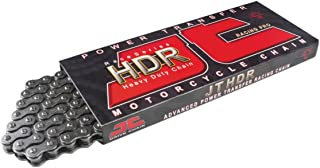 JT Sprockets JTC420HDR090SL Steel 90-Link Heavy Duty Drive Chain (420 HDR)