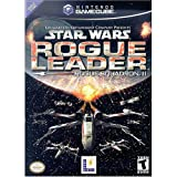 Star Wars Rogue Squadron II: Rogue Leader (Video Games, GameCube)