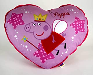 Peppa Pig - Cojín Rectangular, 50 x 40 cm (United Labels Ibérica 810551)