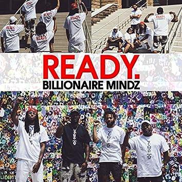 Ready (feat. Jordan Caleb, Holy Ghost, VA & Samuel Brown Jr.)