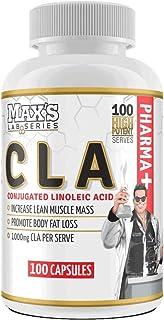 Max's Lab Series CLA (Conjugated Linoleic Acid), 100 Capsules